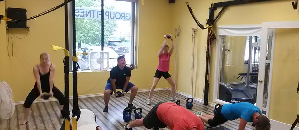 Full Body Workout with the TRX